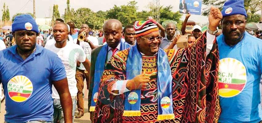 Moungo : le Mpcn en poucet ambitieux