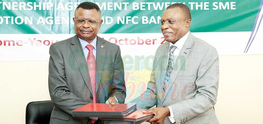 Converging efforts to assist SMEs.