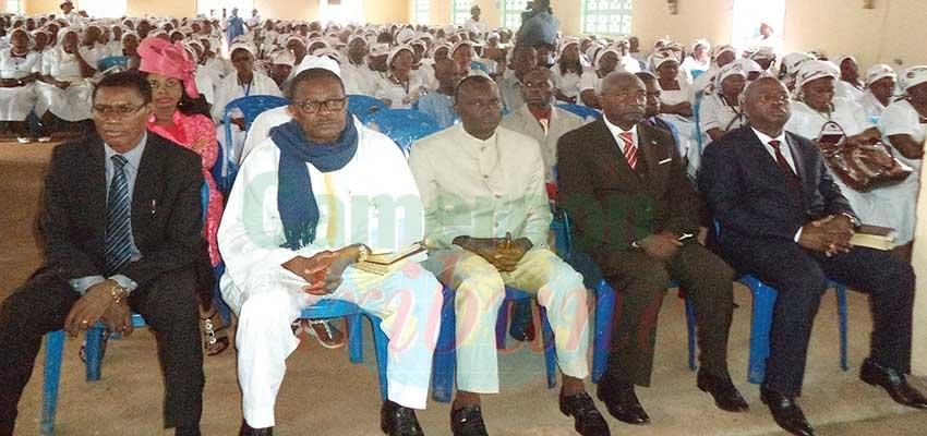 Eglise presbytérienne du Cameroun: près de 5 000 femmes prient pour la paix