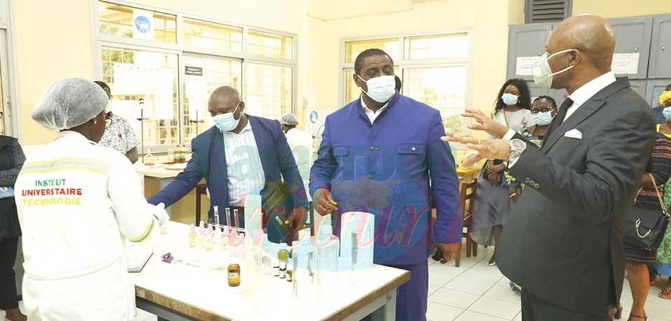 Ville de Douala-université : convergence pour le développement