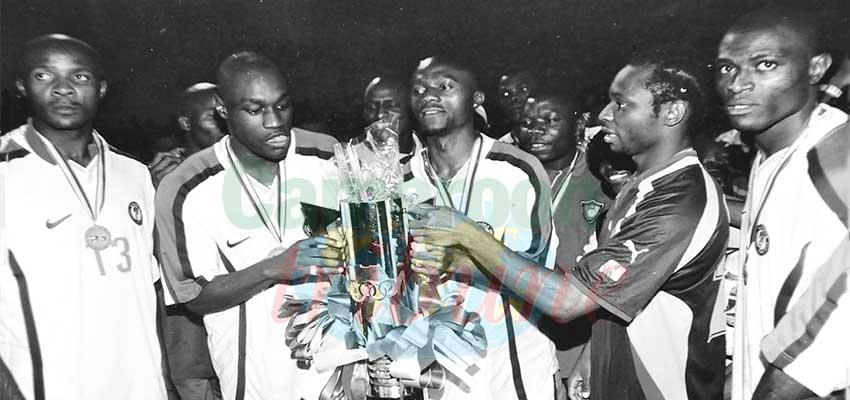 Ghana-Nigeria AFCON 2000 : Establishing Football Supremacy