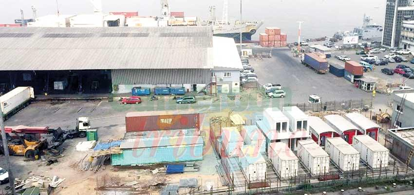 Port de Douala : l'activité comme elle va