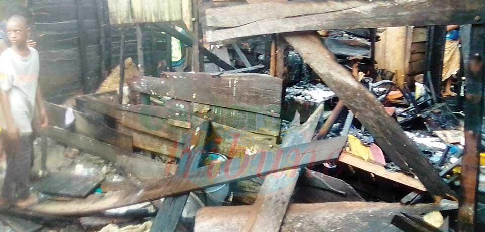 Douala : six enfants meurent dans un incendie