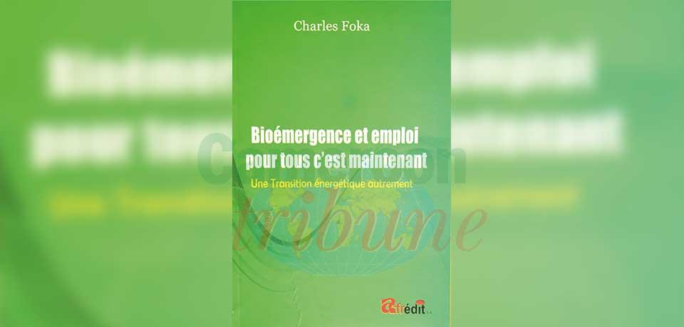Emergence : Charles Foka pour une transition énergétique