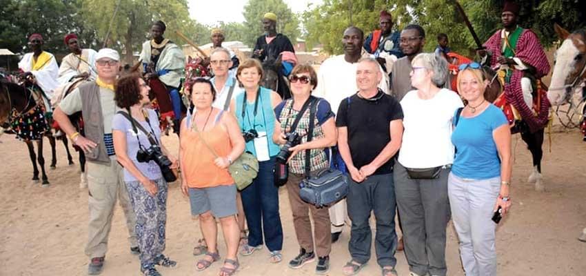 Image : Extrême-Nord: les touristes étrangers déferlent