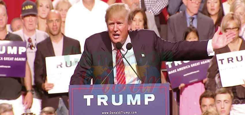 Le président américain se dit sûr de l'emporter en 2020.