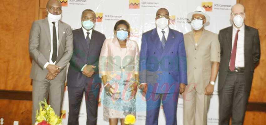 SCB : le Dga à Yaoundé