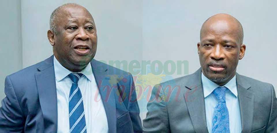 -Gbagbo-Blé Goudé: un air de liberté.