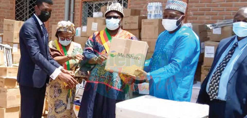 NW Regional Assembly : LIMONA-Medshare Healthcare Offer Medical Supplies