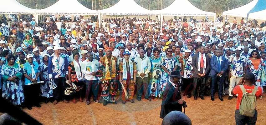 Maintien de Louis Paul Motaze au gouvernement : Meyomessi exprime sa gratitude