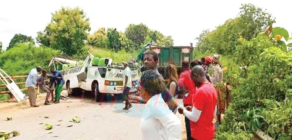 Accidents  : 40 morts en deux jours