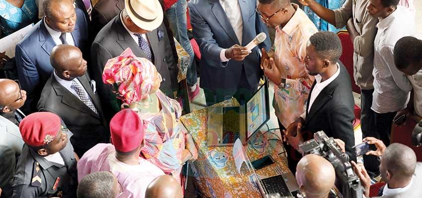 Government remains poised to achieve Cameroon's digital transformation.