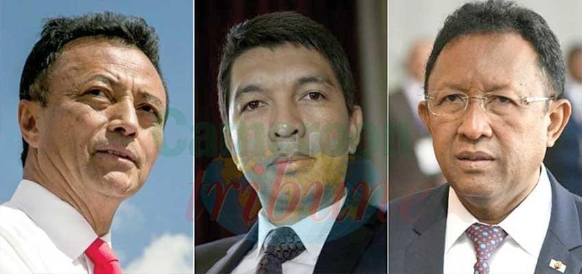 Image : Madagascar Presidential Poll: Rajoelina, Ravalomanana Leading