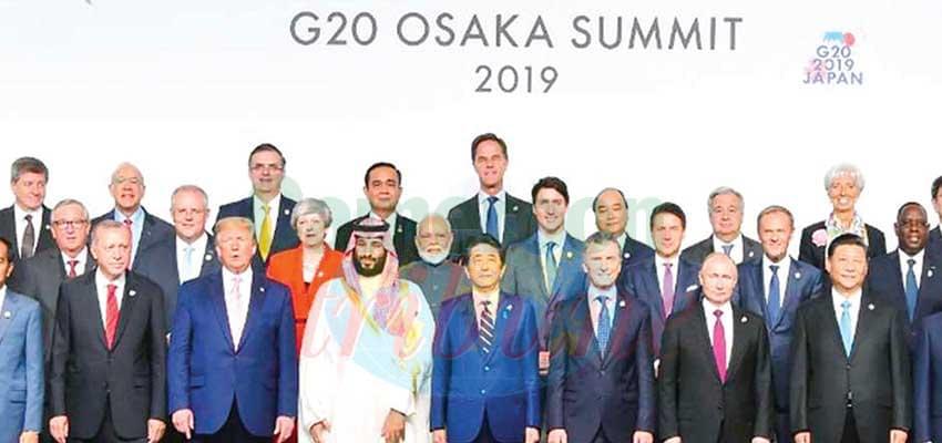 Dette : le G20 accorde un moratoire à 77 Etats