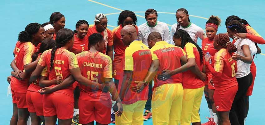 Handball : les Lionnes en finale