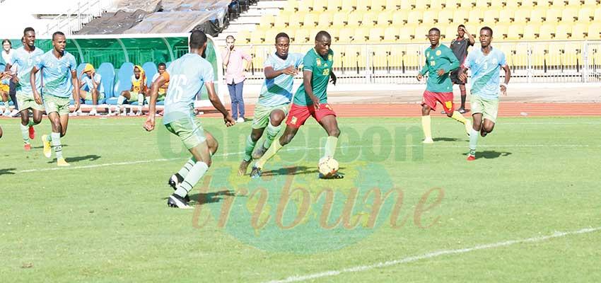 Eliminatoires Can 2022 : les Lions laminent les Mambas