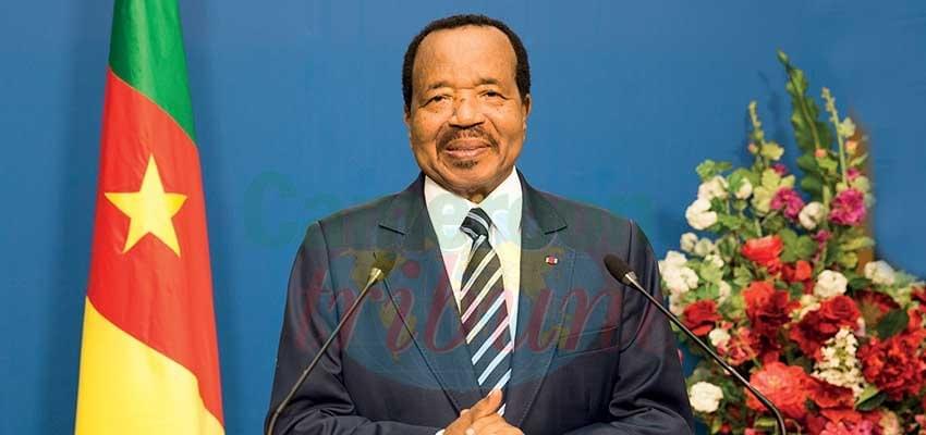 53e fête d la Jeunesse: Paul Biya parle aux jeunes dimanche