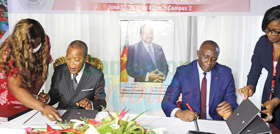 University of Douala : F CFA 2.08 Billion Project Launched