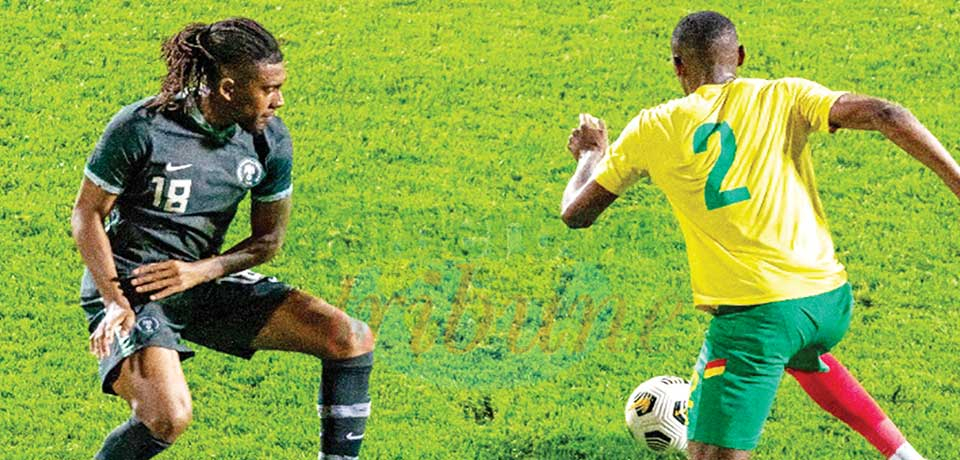 Cameroon-Nigeria Friendly : Another Clash Of Giants