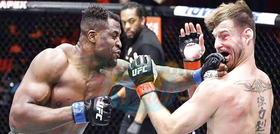 MMA: Francis Ngannou , champion du monde