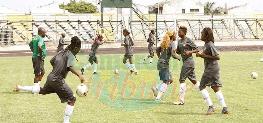 Lionesses Brace Up For Second Game