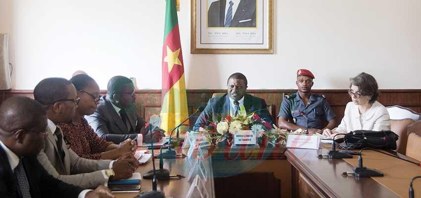 Le Cameroun et le Brésil en phase.
