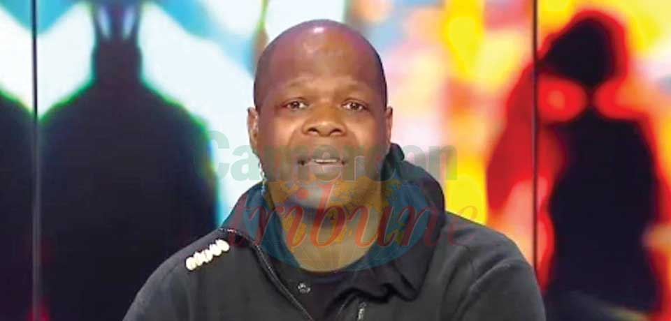 Il s'appelait Amobe Mevegue.