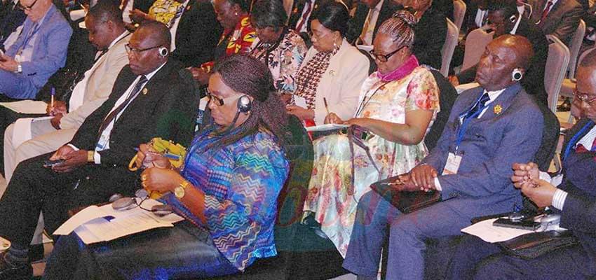 Le Sommet de Brazzaville a appelé à passer à des actes concrets