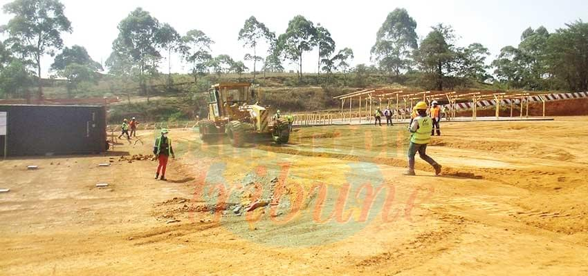 Image : Road Construction: World Bank Reviews Funded Projects