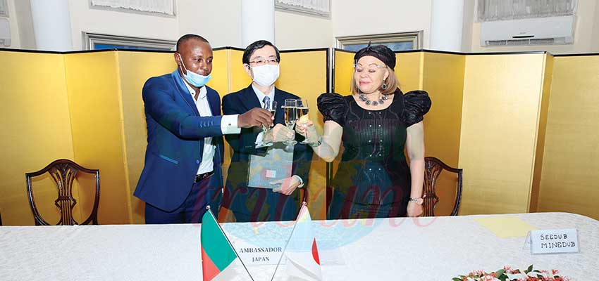 Promoting Primary Education : Japan Partners With Catholic