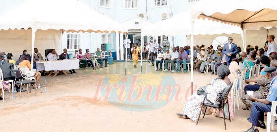 Occupation illégale de la zone industrielle de Yaoundé-Sud : une solution provisoire trouvée