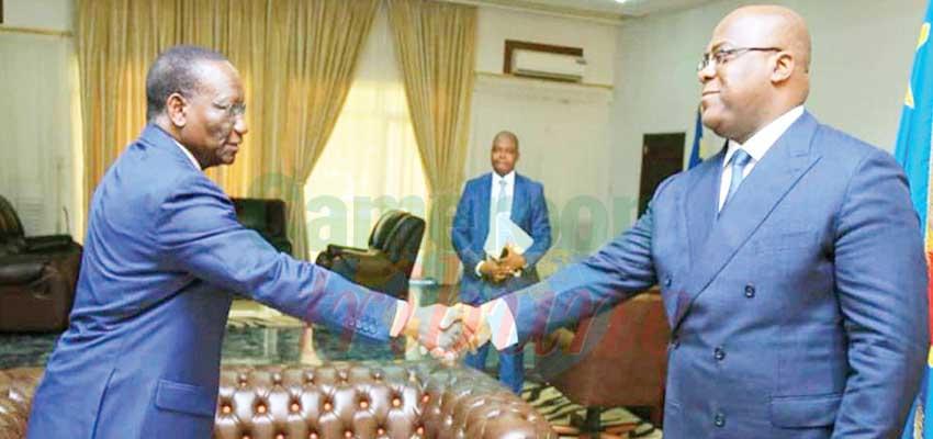 RDC: Sylvestre Ilunga Ilukamba's Tall Order