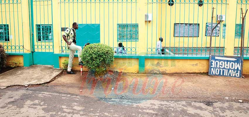 Morgue de l'Hôpital central de Yaoundé : 119 corps abandonnés