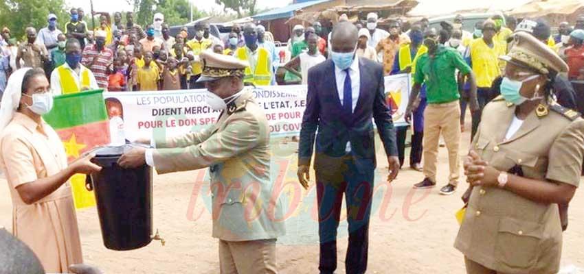Don spécial du chef de l'Etat : bien reçu à Garoua