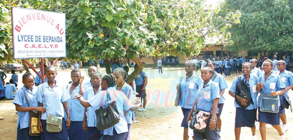 Lycée bilingue de Bépanda : la méthode qui gagne