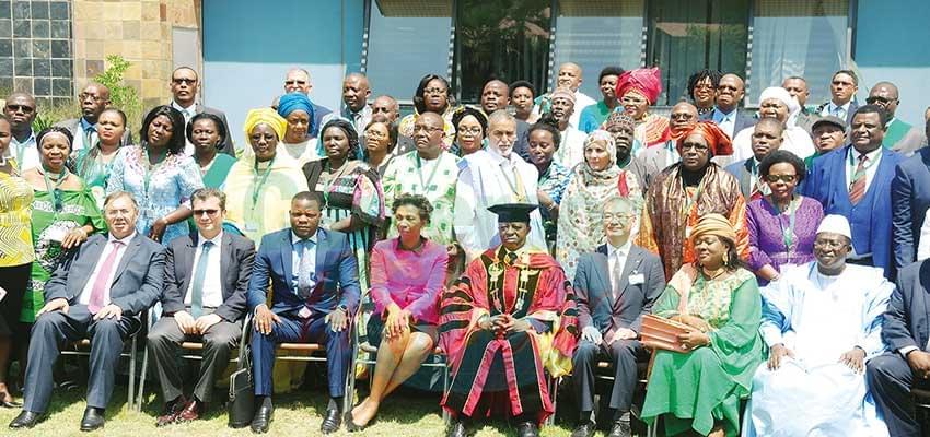 Les parlementaires continentaux militent pour un retour de la paix partout sur le continent.