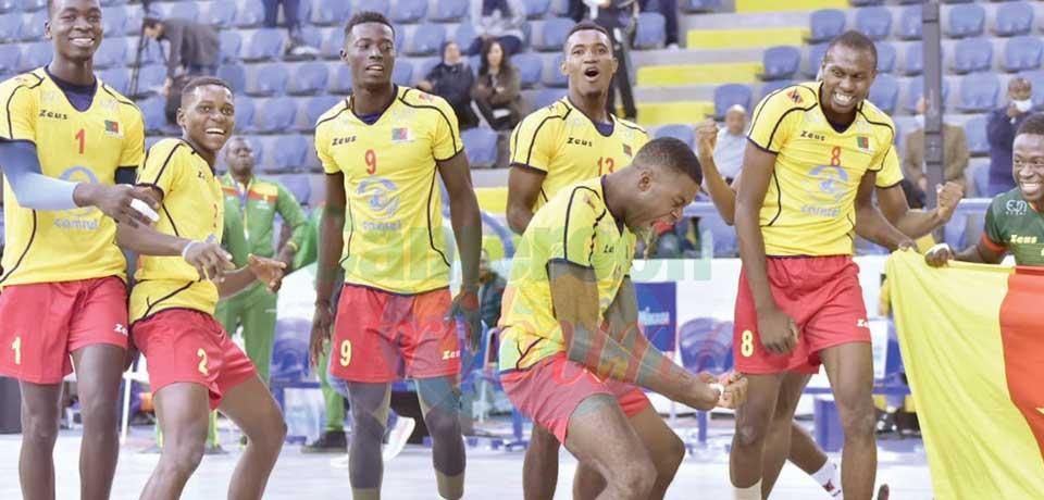 CAN-U21 Volley-ball Messieurs : victoire en entame pour le Cameroun