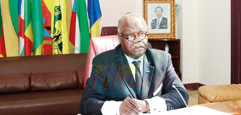 Une réunion du Bureau de cette instance, mardi dernier, a permis au premier vice-président de l'Assemblée nationale, Hilarion Etong, de présenter la situation dans ces trois domaines.