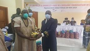 Le travail des acteurs du système de santé dans l'Adamaoua reconnu.