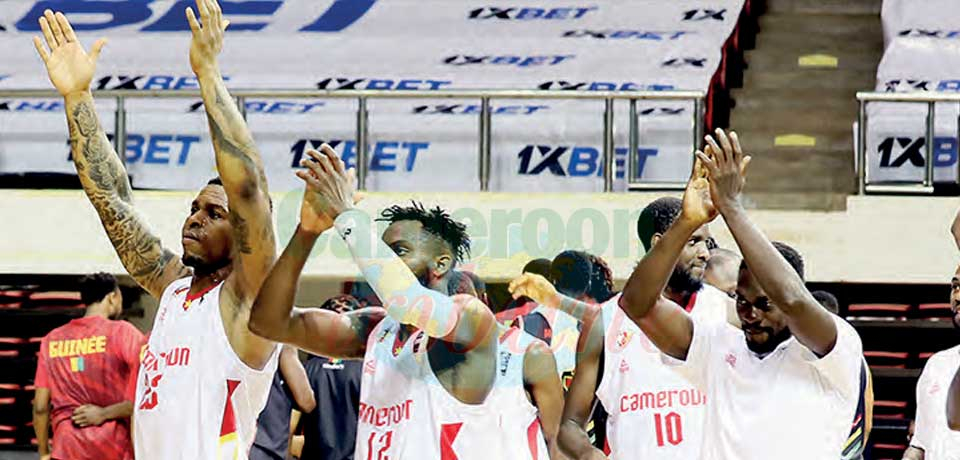 Eliminatoires Afrobasket masculin 2021 : le Cameroun a son ticket