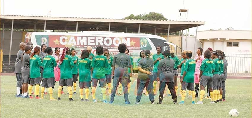 Coupe du monde féminine 2019: le Cameroun dans le groupe E