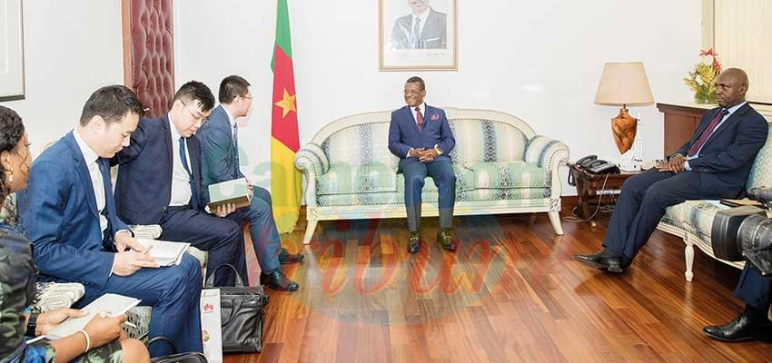Cameroon-Huawei : Strategic Partnership Agreement Lauded