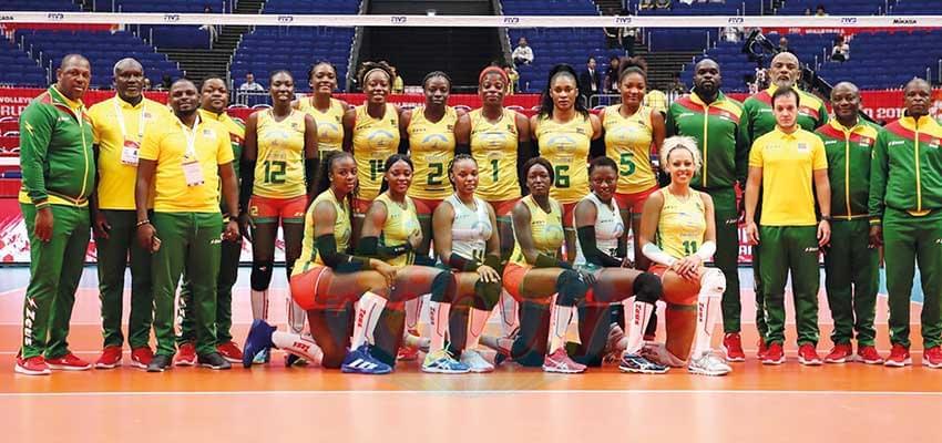 Après Rio (Brésil), les Lionnes espèrent bien disputer leur deuxième Jeux Olympiques à Tokyo.