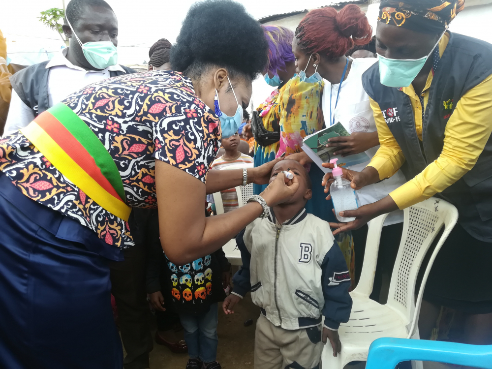 Polio Vaccination : Explaining Recurrent Low Risk Perception, Parental Refusal