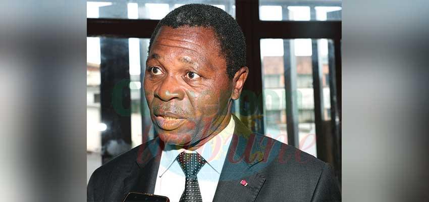 Paul  Atanga Nji : « Le président de la République songe déjà à la deuxième phase qui sera dédiée au développement ».