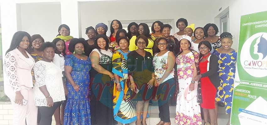 Ending Conflict In NW/SW : Women Group Continues Stategising For Peace