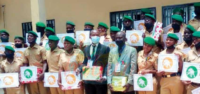Ecole de faune de Garoua : une nouvelle cuvée d'écogardes