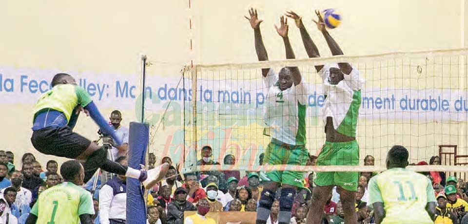 Volleyball Cup Of Cameroon : Finalists Known