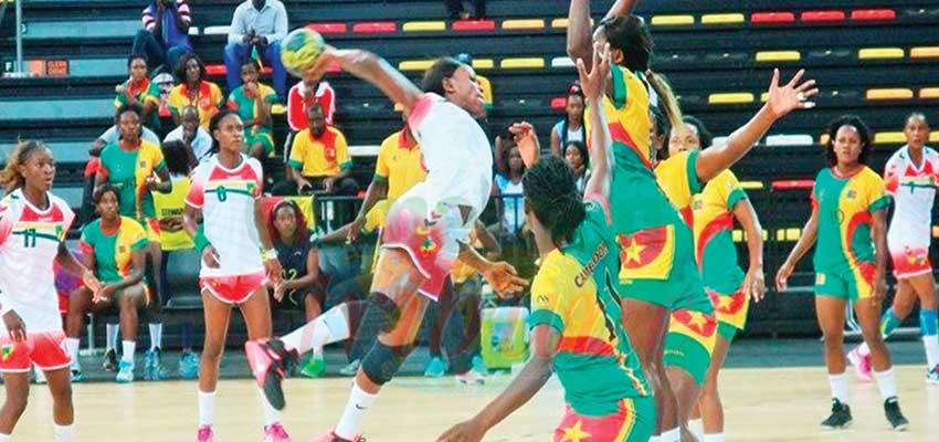 CAN de handball dames : le Cameroun en quête d'une équipe