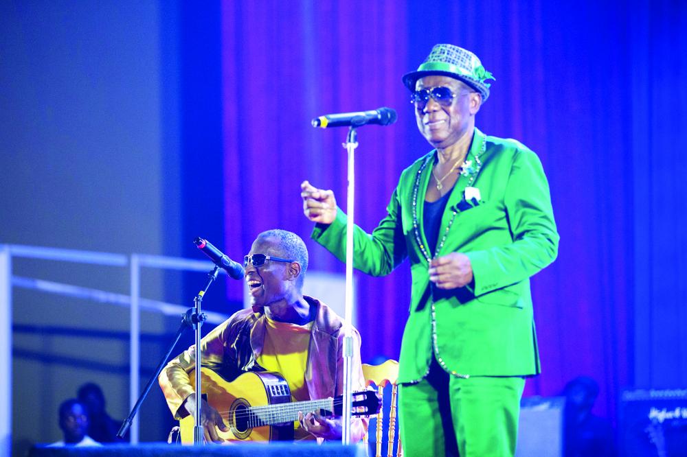 Ekambi Brillant et Toto Guillaume : duo de choc